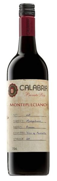 Calabria Private Bin Montepulciano 750ml