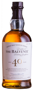 The Balvenie 40 Year Old Single Barrel Scotch Whisky 700ml