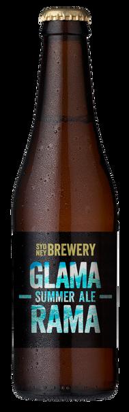 Sydney Brewery Glamarama Summer Ale 24 x 330ml Bottles