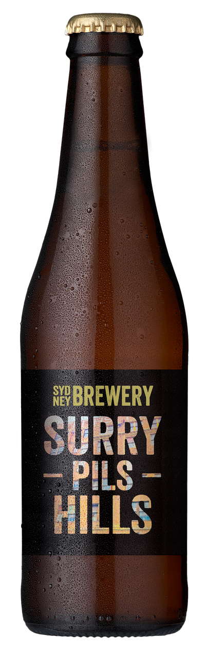 Sydney Brewery Surry Hills Pils 24 x 330ml Bottles