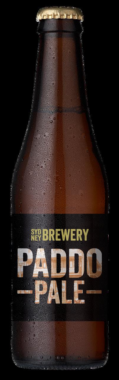 Sydney Brewery Paddo Pale 24 x 330ml Bottles