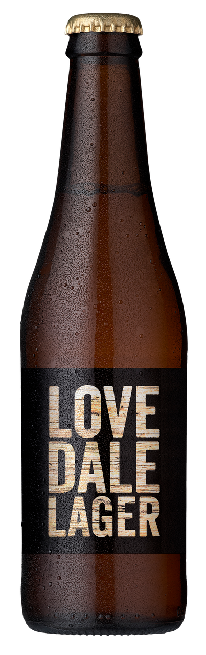 Sydney Brewery Lovedale Lager 24 x 330ml Bottles
