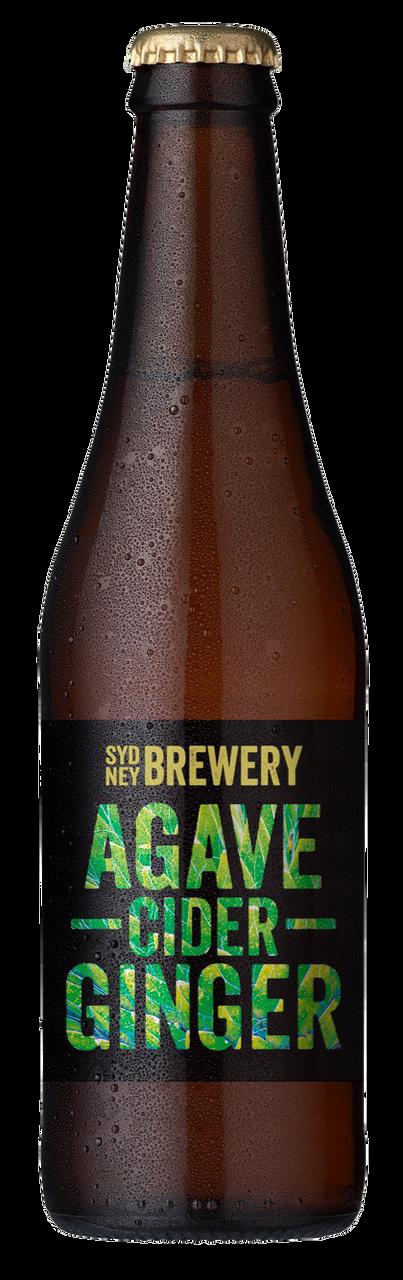 Sydney Brewery Agave Ginger Cider 24 x 330ml Bottles