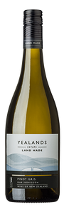 Yealands Land Made Marlborough Pinot Gris 750ml
