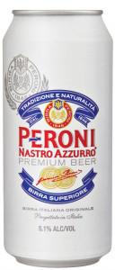 Peroni Nastro Azzuro 24 x 330ml Cans