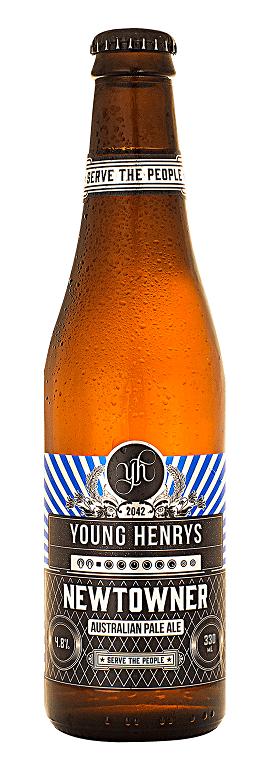 Young Henrys Newtowner Australian Pale Ale 24 x 330ml Bottles