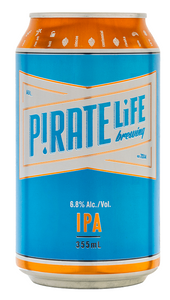 Pirate Life Brewing IPA 24 x 355ml Cans