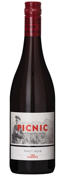 Two Paddocks Picnic Central Otago Pinot Noir 750ml