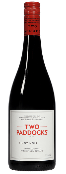 Two Paddocks Central Otago Pinot Noir 750ml