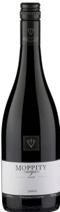 Moppity Vineyard Estate Shiraz 750ml