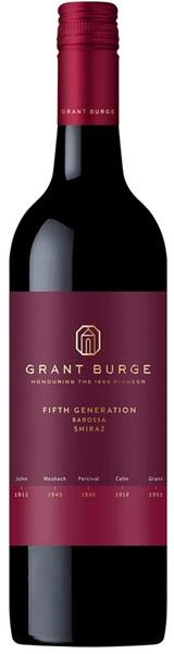 Grant Burge 5th Generation Shiraz 750ml