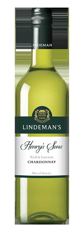 Lindemans Henry's Sons Chardonnay 750ml