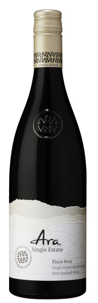 Ara Single Estate Marlborough Pinot Noir 750ml