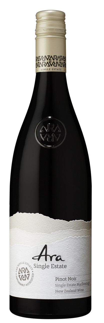 Ara Single Estate Marlborough Pinot Noir 750ml