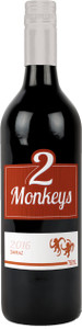 Two Monkeys Shiraz 750ml