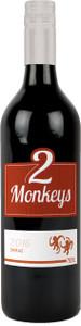 Two Monkeys Shiraz 750ml