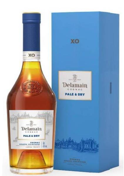 Delamain Grande Champagne Pale and Dry XO Cognac 500mL