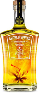 Sacred Spring Saffron Gin 700ml