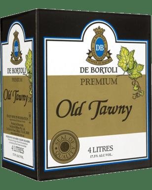 De Bortoli Premium Old Tawny 4Lt Cask