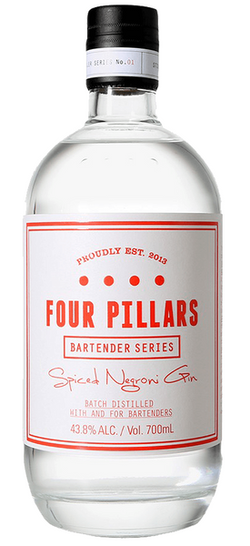 Four Pillars Bartender Series Spiced Negroni Gin 700ml