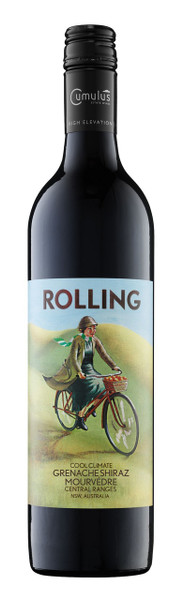 Rolling Cool Climate Grenache Shiraz Mourvedre 750ml