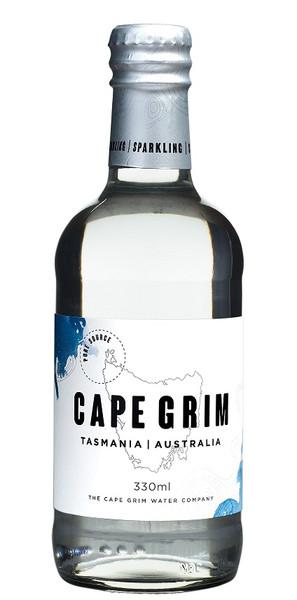 Cape Grim Natural Tasmanian Sparkling Water 16 x 330ml Bottles