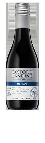 Oxford Landing Merlot 12 x 187ml Bottles
