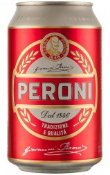 Peroni Red 24 x 330ml Cans