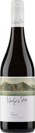 Norfolk Rise Mt Benson Shiraz 750ml