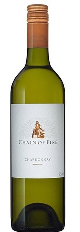 Chain Of Fire Chardonnay 750ml