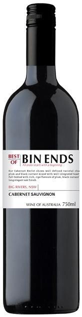 Best Bin Ends Cabernet Sauvignon 750ml
