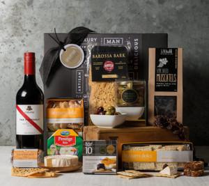 Premium Cheese and Wine Hamper