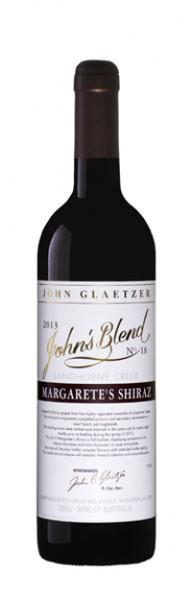 John's Blend Margarete's Shiraz 750ml