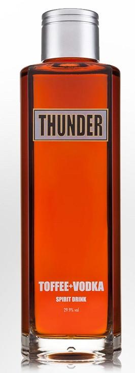 Thunder Toffee Vodka 700ml
