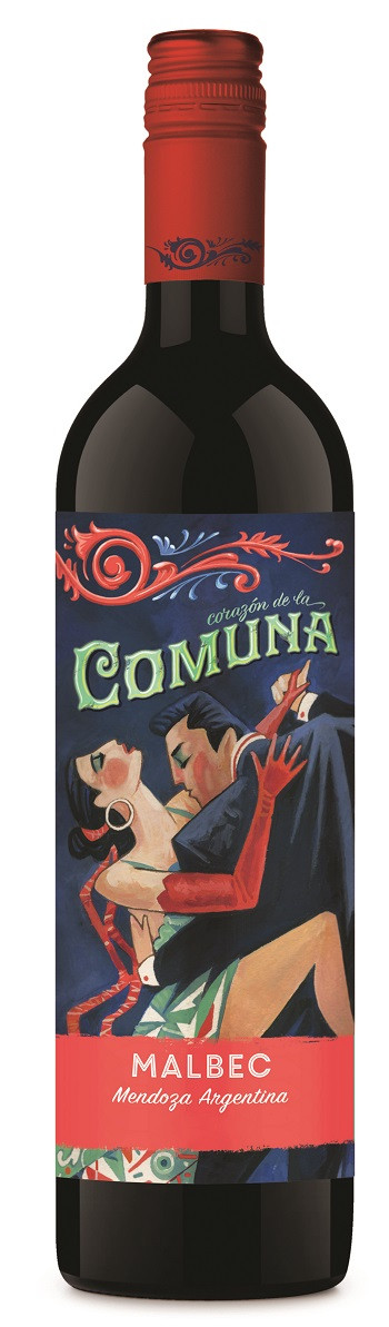 Comuna Malbec 750ml