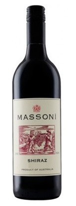 Massoni Shiraz Pyrenees Ranges 750ml