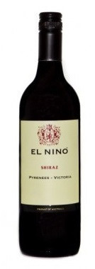 Massoni El Nino Shiraz Pyrenees Ranges 750ml