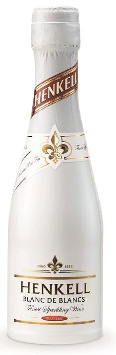 Henkell Trocken Blanc de Blanc Sparkling Piccolo 24 x 200ml