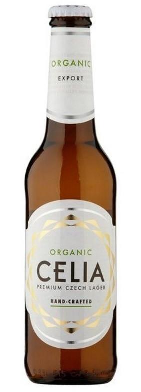 Celia Low Gluten Organic Lager 24 x 330ml Bottles