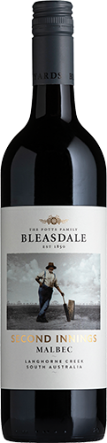 Bleasdale Vineyards Second Innings Malbec 750ml