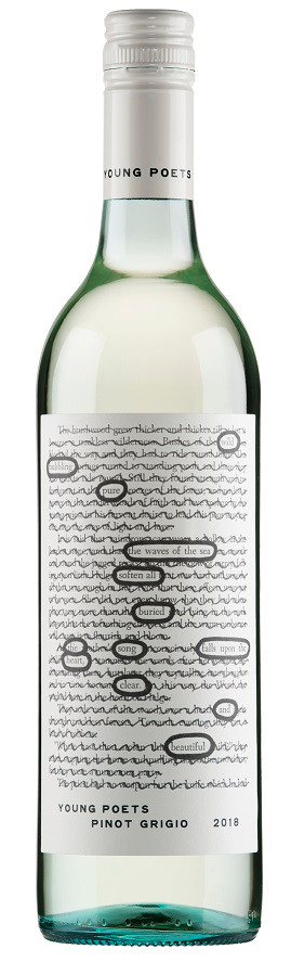 Young Poets Pinot Grigio 750ml
