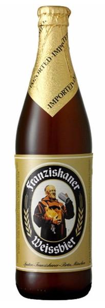 Franziskaner Hefe Weissbier 20 x 500ml Bottles