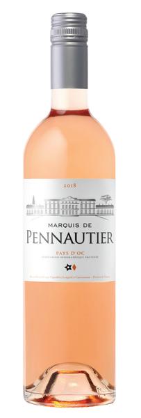 Marquis De Pennautier Rose 750ml (new)