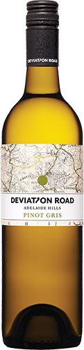 Deviation Road Adelaide Hills Pinot Gris 750ml