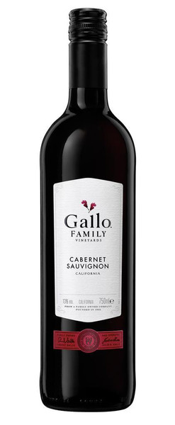 Gallo Family Vineyards Cabernet Sauvignon 750ml