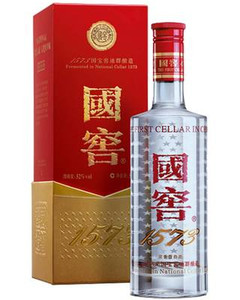 National Cellar 1573 Classic Guojiao Baijiu 500ml
