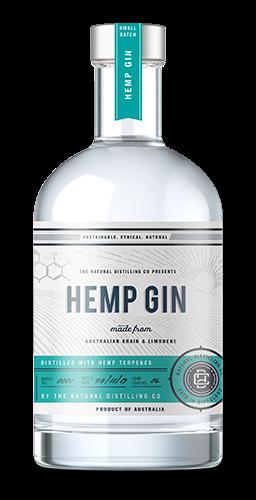 Hemp Gin 700ml