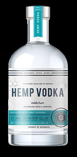 Hemp Vodka 700ml