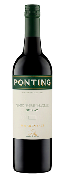 Ponting The Pinnacle McLaren Vale Shiraz 750ml