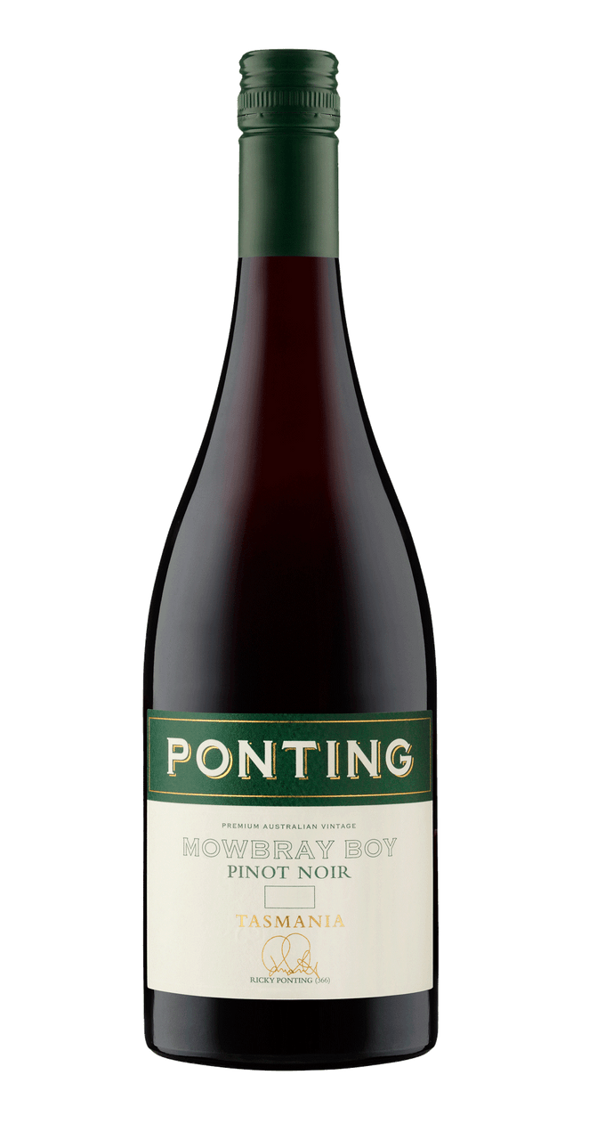 Ponting Mowbray Boy Tasmanian Pinot Noir 750ml